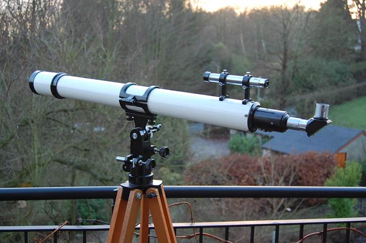 Beginner's Guide to Astronomical Telescopes