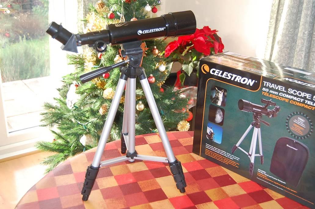Celestron travelscope 50 review